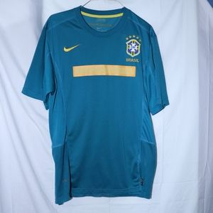 Authentic Brasil Jersey